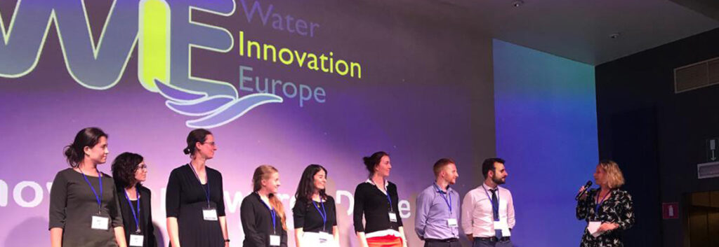 EJWP1 at WIE19, Water Innovation Europe, Water Europe Brussels