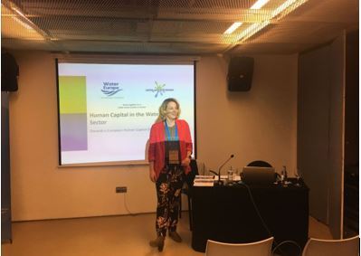 EJWP hosts Workshops on Human Capital in the Water Sector at EIP Water/ EUWIC - Aquatech - Water Market Europe