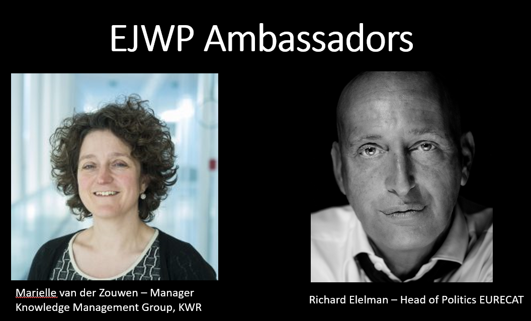 EJWP is proud to announce it's first Ambassadors