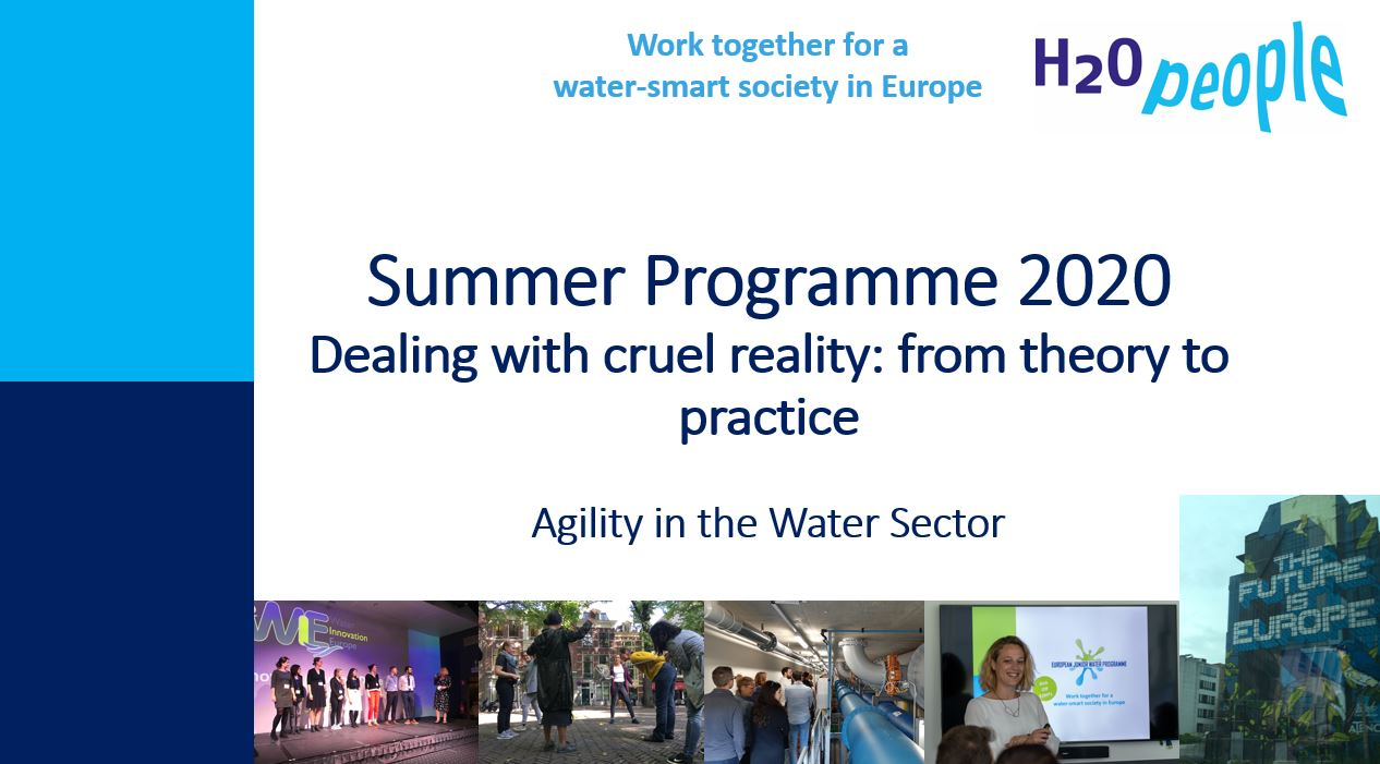 EJWP expands the programmes with a very special Summer Programme 2020!